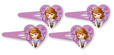 24 PACK PLASTIC HAIR CLIPS GRIPS GIRLS PARTY BAG FILLERS PINATA FAVOUR #390431