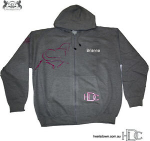 HEELS-DOWN-CLOTHING-PERSONALISED-HOODIE-YOUR-NAME-AND-HORSES-NAME