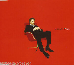 SIMPLY-RED-Angel-UK-5-Track-CD-Single-Pt-1
