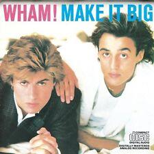 WHAM : MAKE IT BIG (CD) sealed