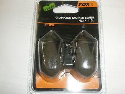 Fox Grappling Marker Leads