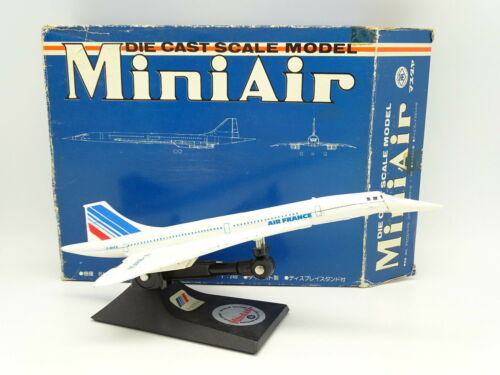 MiniAir 1/240 - Avion Concorde Air France