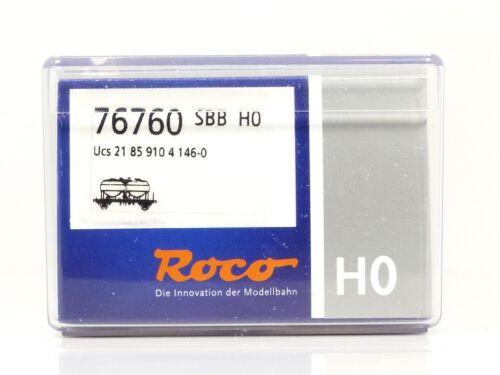 "Roco 76760 HO 1:87 Silo wagon /""Bernasconi/"" SBB Ucs Swiss Era V NEW BOXED"