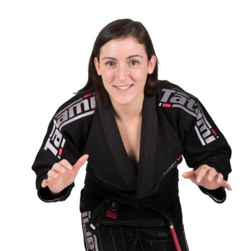 Tatami Estilo 6.0 Ladies BJJ Gi Black /& Graphite Womens Jiu Jitsu Uniform Suit 6