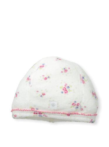 NWT Petit Bateau Floral Terry Hat!!!!