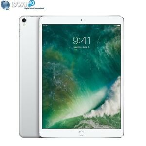 NUOVO APPLE IPAD PRO 64GB 10.5 INCH WI-FI 2017 VER TABLET ARGENTO SILVER