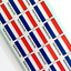 Dutch Stickers Set 4 Sheets Self-Adhesive NEW The Netherlands Flag Labels Pack
