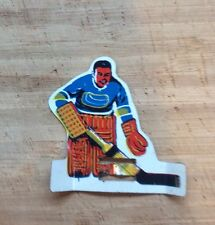 Vintage  Coleco Metal Table Hockey Player-1970's Vancouver Canucks