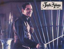 RAUL JULIA THE  ADDAMS FAMILY 1991 VINTAGE LOBBY CARD #6