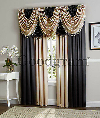 Hilton Solid High-End Custom Fit Window Treatments - Assorted Colors