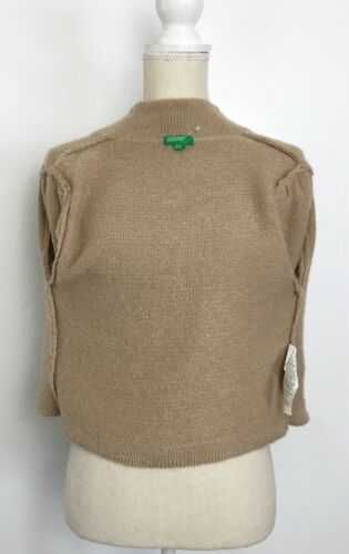 Taille Colors United S Benetton Of Cardigan 1xcv6T