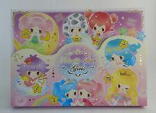 Kamio Japan Twinkle Star Girls Large Memo Pad  Stationery Kawaii