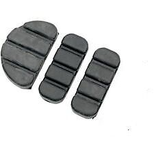 Kuryakyn 4035 Replacement Rubber for Chrome Brake Pedal 4033
