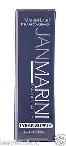 8a7e039b565 Jan Marini Lash Eyelash Conditioner 1-yr Supply (2) 0.25 fl oz NIB ...