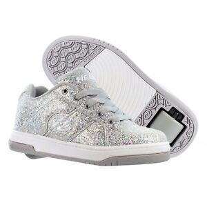 Heelys Split shoes Girls heelys Glitter