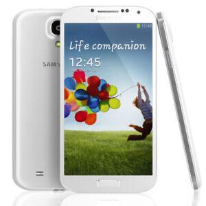 5-039-039-Samsung-Galaxy-S4-GT-I9500-16GB-13MP-GPS-NFC-Debloque-Telephone-Blanc-White