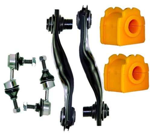 Antil Roll Bar Poly Arbustos Kit insertes vínculos Jaguar X-TYPE TRASERO BRAZO CONTROL