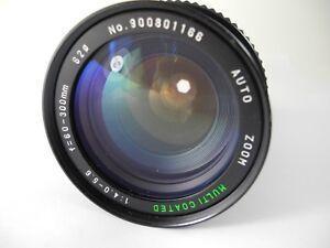 Promaster-Spectrum-7-PRO-60-300-F4-5-6-Tele-Zoom-Manual-Focus-Lens-For-MINOLTA