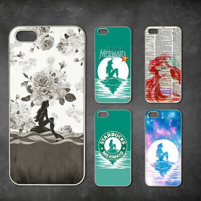 official photos ba802 68f39 The Little Mermaid Iphone 7 case 5 5c 6 plus 6 8 7+ 8+ X XS XR XS MAX cover  | eBay