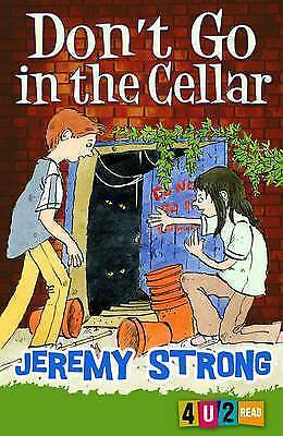 Don't Go in the Cellar (4u2read)-ExLibrary