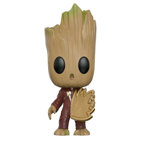 Guardians of the Galaxy VOL-2 Baby Groot Funko POP Action Figure Model Gift New