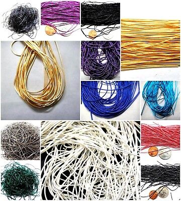 Smooth Purl Bullion Gold French Metal Wire Bullion For Metal Thread Embroidery