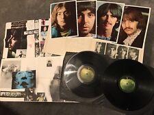 The BEATLES WHITE ALBUM SCARCE 1968 ORIGINAL RARE