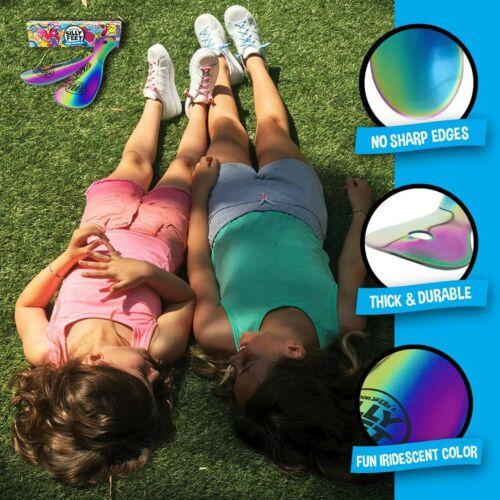 "Shoe Horn for Kids Rainbow Stainless Steel Metal Shoe Horns SetTwo 7.5/"" Sh..."