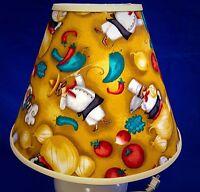 Mexican Chef Lampshade Handmade Lamp Shade