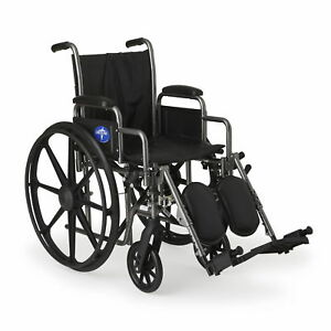 Medline-K2-Basic-Wheelchair-with-16-034-x16-034-Seat-Elevating-Legrests-MDS806300NEV
