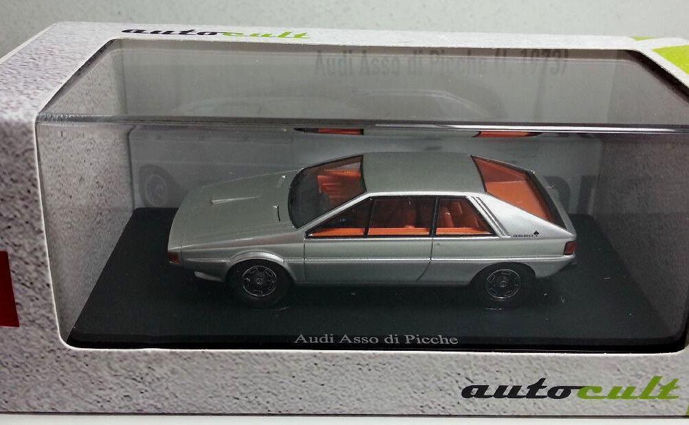 Merveilleux MODELCARI 80 Asso Di Picche Italdesign coupé 1973 - 1 43 - Ltd Ed.