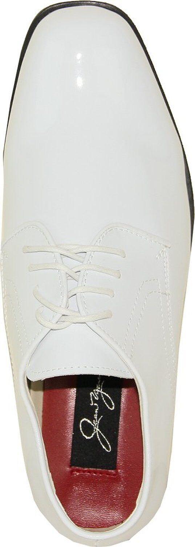 JEAN YVES Men Dress scarpe JY01 JY01 JY01 Classic Tuxedo for Wedding, Formal Event bianca 7beaec