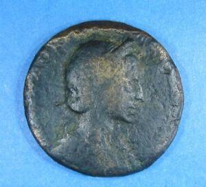 Aquilia Severa dupondius