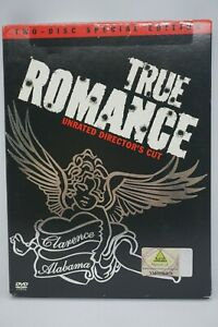 TRUE-ROMANCE-2-DISC-SPECIAL-EDITION-DVD-UNRATED-DIRECTOR-039-S-CUT