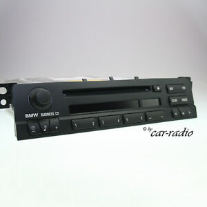 Original-BMW-Business-CD-E46-Radio-CD53-E46-3er-Autoradio-CD-R-Alpine-Neuwertig