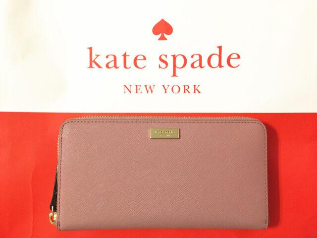 Kate Spade New York Womens Neda Laurel Way Accordion Wallet
