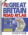 A-Z Great Britain Road Atlas: 3.5 Miles to 1 Inch / 2km to 1cm by Geographers' A-Z Map Company (Spiral bound, 2009)