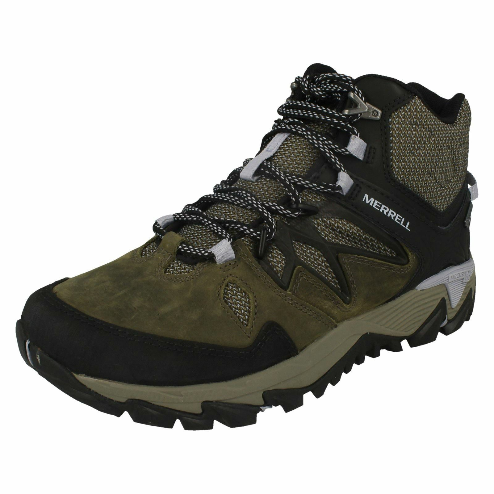 Femmes Merrell Lacets Casual Gore-Tex Walking bottes All Out Blaze 2 Mid
