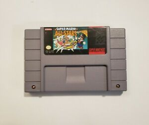 Super Mario All-Stars (Super Nintendo Entertainment System, 1993) Cartridge only