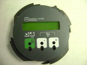 NEW-ENDRESS-HAUSER-PROMASS-FLOW-METER-LCD-DIGITAL-DISPLAY-PANEL-DMC-50589NY-LY