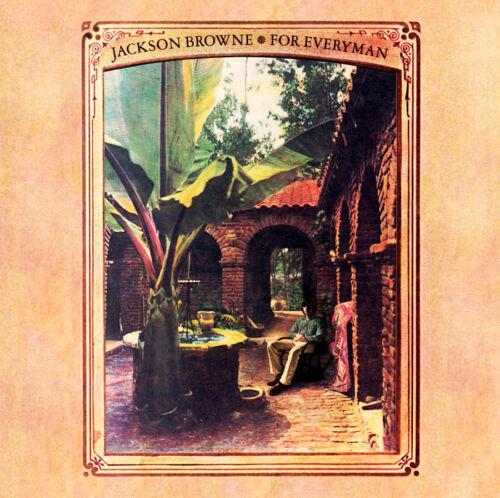 "Album Covers For Everyman 1973 Album Poster 24/""x 24/"" Jackson Browne"