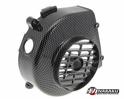 Longjia Echo LJ50QT-3L  Flywheel Fan Cover Carbon
