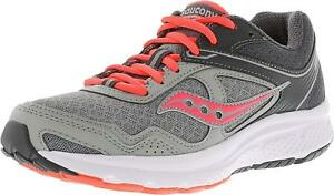Saucony GRID COHESION 10 Womens Grey