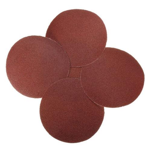 Sander Disc Sanding Pad Polishing Pad Sandpaper 50mm 10PCS sand paper 2inch