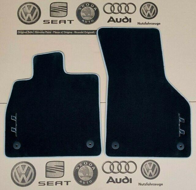 Original Audi TT Fussmatten  Audi TTS premium vorn neues Modell 8S