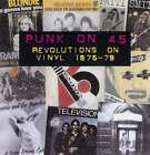 Punk on 45: Revolutions on Vinyl 1976-79 by Gavin Walsh (Paperback, 2005)