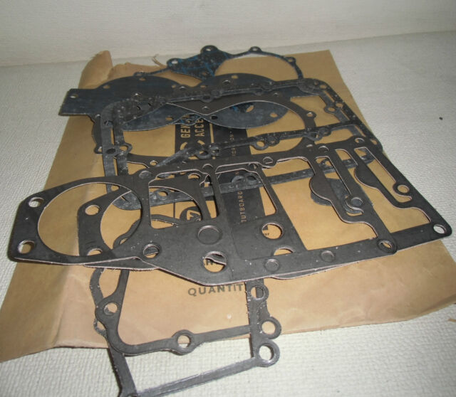 3CYL JOHNSON-EVINRUDE 50HP-70HP 2Stroke 0438904 GASKET SET REPLACES 0398047