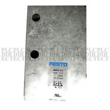 New Festo Mfh 5 12 6420 Solenoid Valve