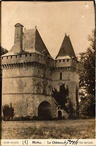 CPA Matha - Le Chateau (975633)