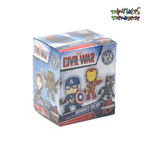 Funko Mystery Minis Captain America guerre civile veuve noire